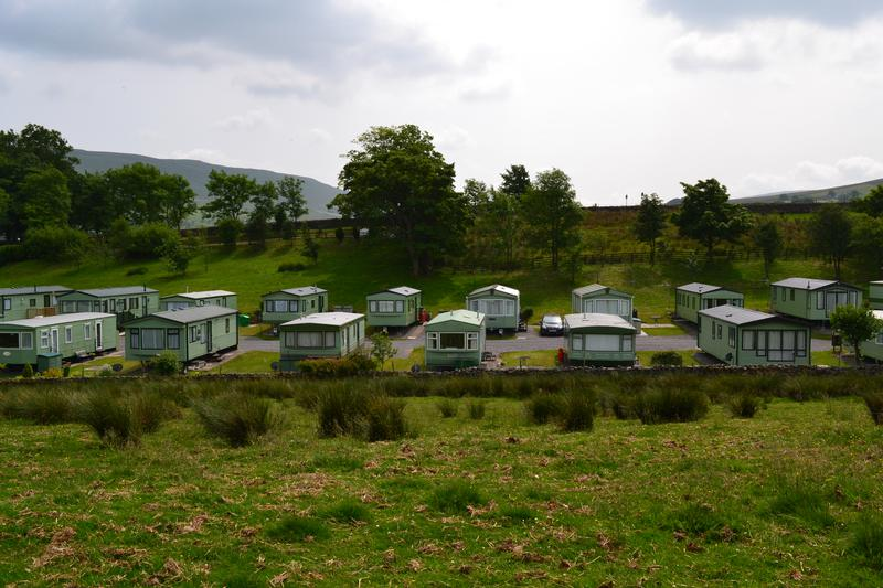 Honeycott Caravan Park, Hawes, North Yorkshire - Home