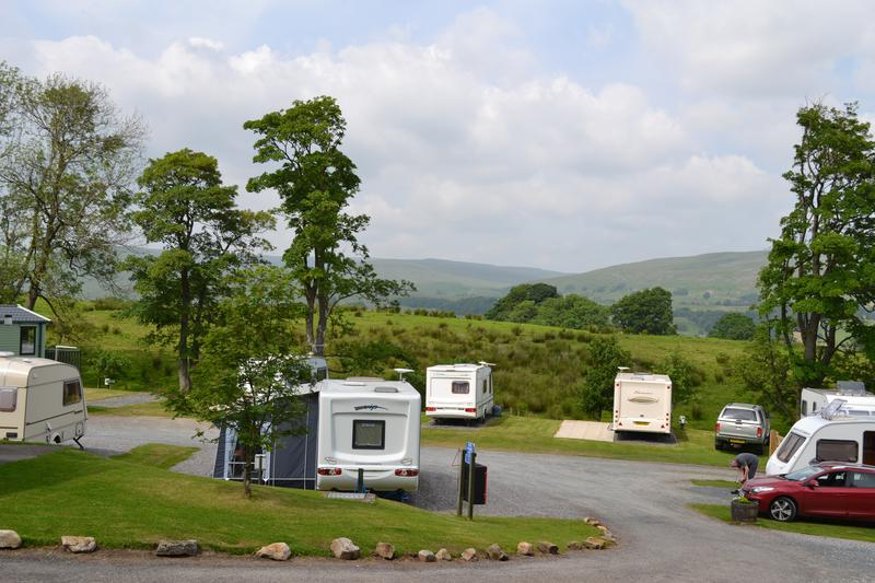 Seasonal Touring Pitches Available